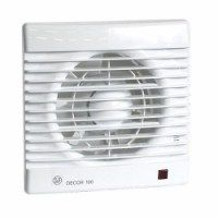 ventilators Decor 100 CH, mitr