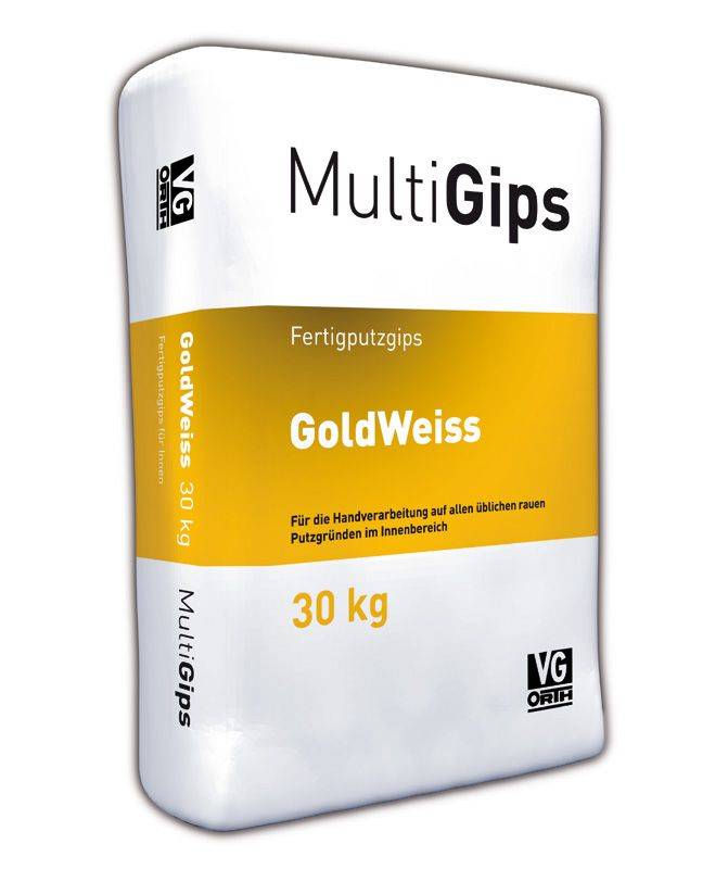 MultiGips GoldWeiss Ģipša apme
