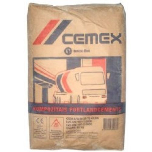 CEMEX Cements CEM II/A-M (S,L)