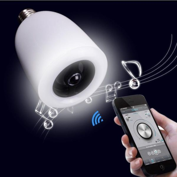 LED spuldze BLUETOOTH / 7.5W /